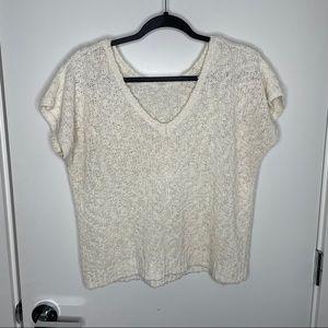 🎁4/20$🎁 oversized knit sleeveless sweater